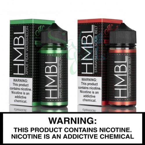 Humble Juice Co.   HMBL   30mL Salt Nic Bottles