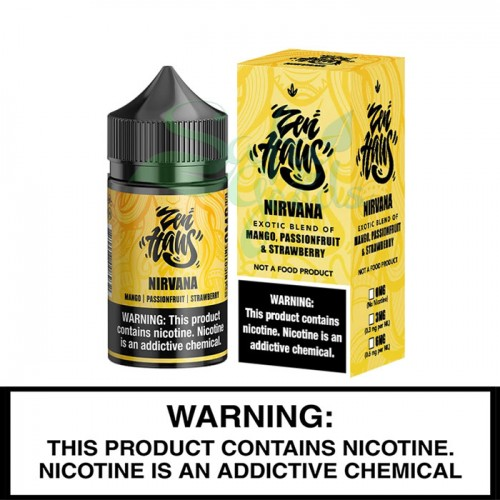 Zen Haus 30mL Nicotine Salt