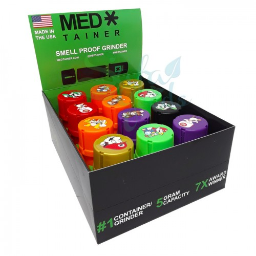 Medtainer 12Pack - Super Brothers