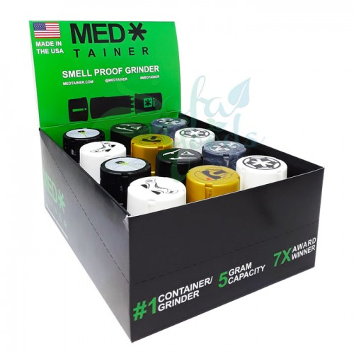 Medtainer 12Pack - Imperial
