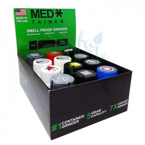 Medtainer 12Pack - Prime