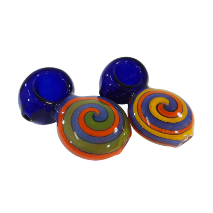 3 in. Spiral Handpipe