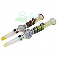 10 in. Snake Art Steam Roller 2pc Bundle