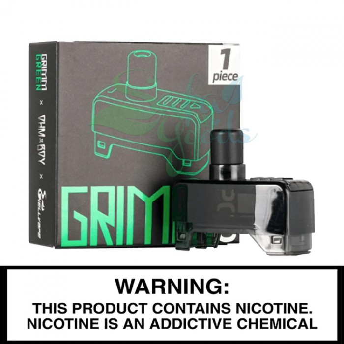 Hellvape - Grimm - Replacement Pods
