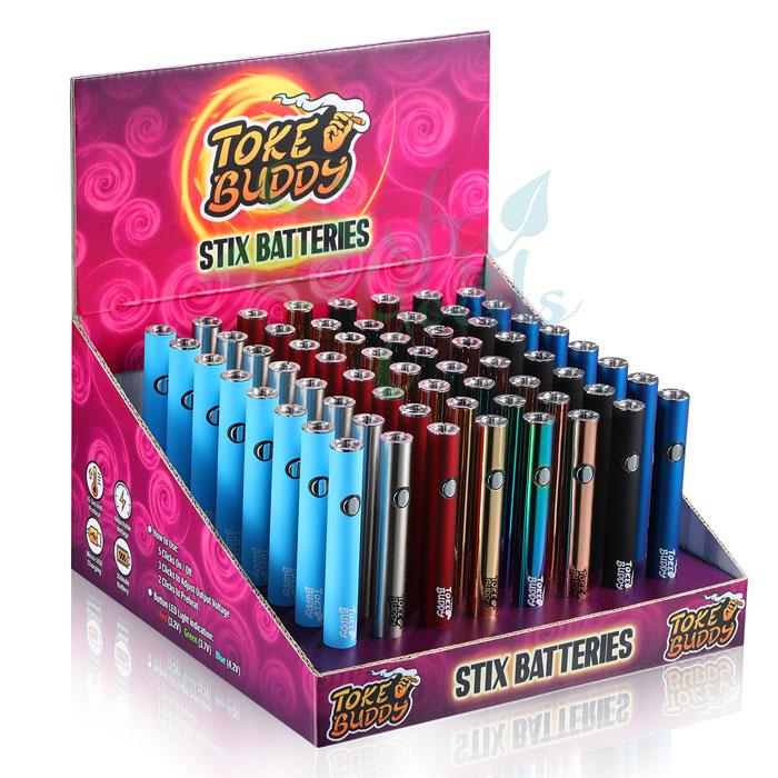 Toke Buddy - 510 Batteries