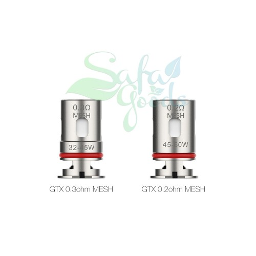 Vaporesso GTX Coils for Target PM80