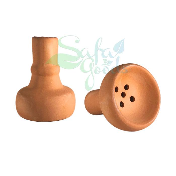 Clay Hookah Bowls