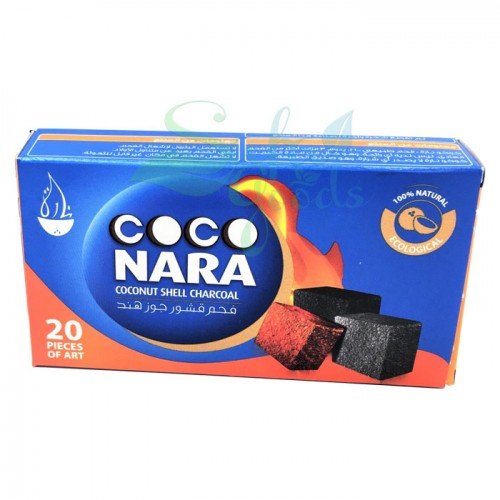 Coco Nara Coco Shell Hookah Charcoals