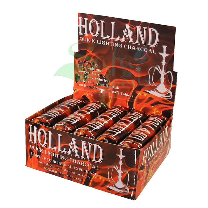 Holland Charcoal 33mm