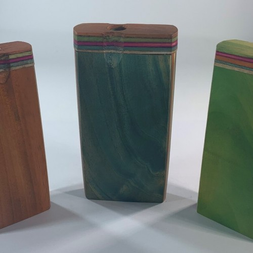 Wooden Dugout Full Size Multicolor