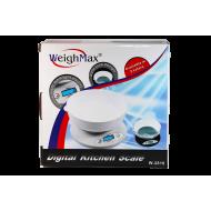 WeighMax Digital Kitchen Scale (W-2810)