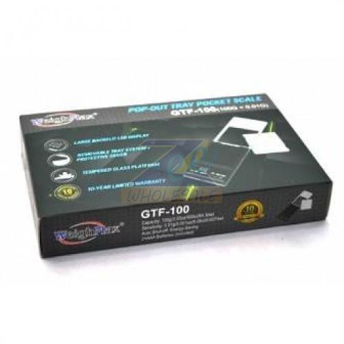 Digital Pocket Scale - WeighMax Scale GTF-100