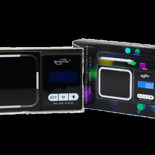 LUMINX - WeighMax Scale 100G \ 0.01g