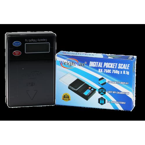 Digital Pocket Scale - WeighMax Scale 0.01g (BX - 750C)