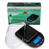 Digital Pocket Scale - WeighMax Scale 0.1g (EX - 750)