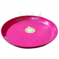Bamboo Plate - Large - Various Colors
