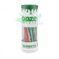 Ooze Dabber Tool w/ Silicone Sleeves 30ct