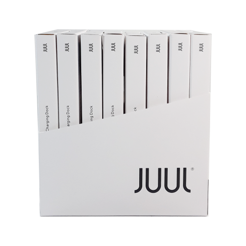 Juul Chargers | Display Box of 8 Packs