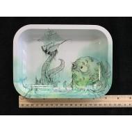 OCB Rolling Tray: Kraken