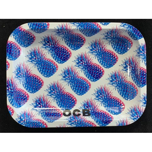 OCB Rolling Tray: Pineapple
