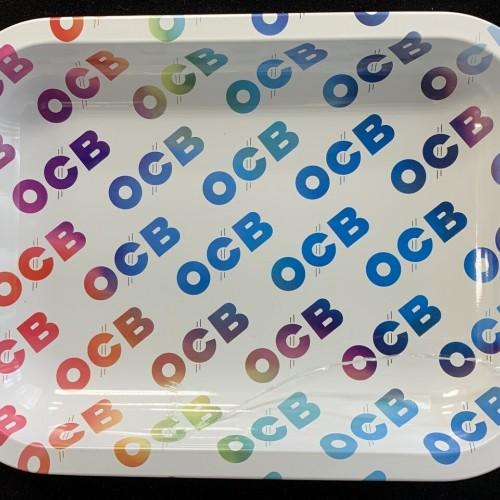 OCB Rolling Tray: Rainbow