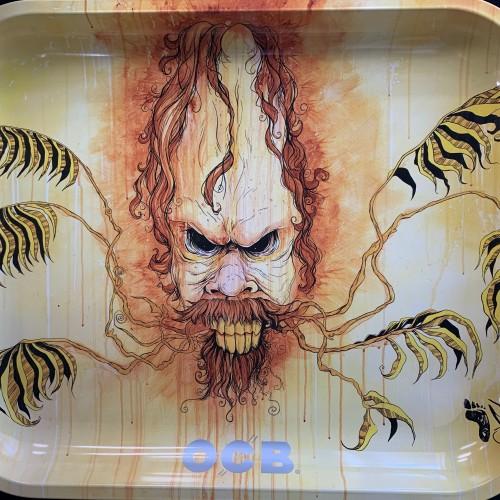 OCB Rolling Tray: Sasquatch