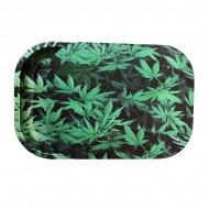 Rolling Tray with Magnetic Lid Small - MJ