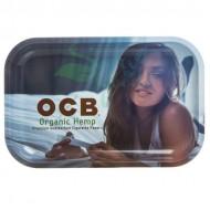 OCB Rolling Tray: Organic Hemp