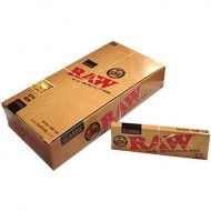 RAW Classic 1.25in Rolling Papers - Box