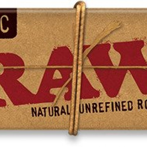 RAW Classic Connoisseur 1.25in Rolling Papers - Box