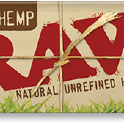 Raw Organic 1.25in Rolling Papers - Box