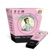 """Blazy Susan - Pre Rolled Cones - Pink Cones 1-1/4"""""""