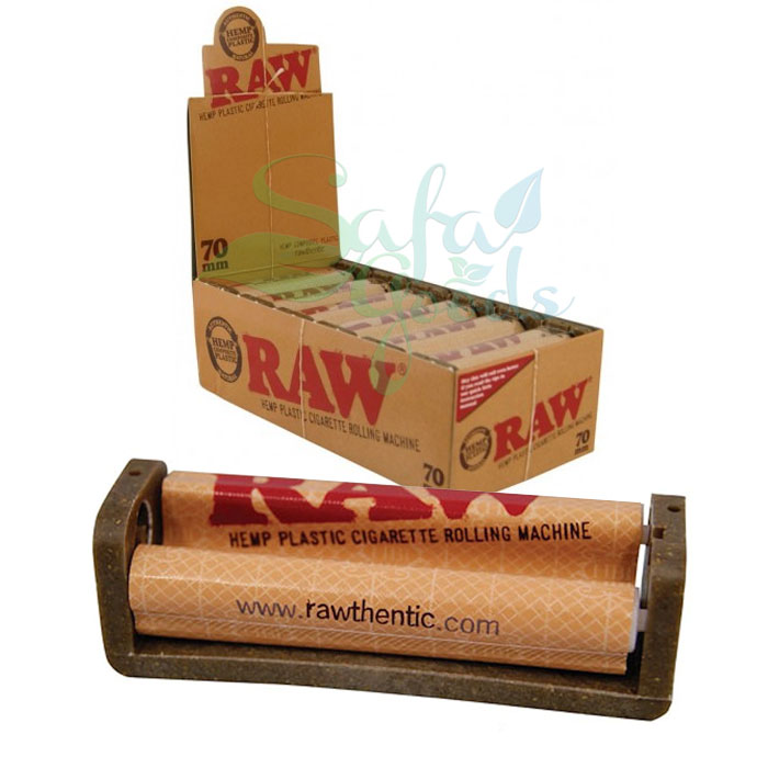 Raw Cigarette Rolling Machine 70mm - Box