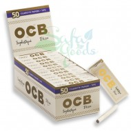 OCB Sophistique Rolling Papers with Tips 24CT Display Box