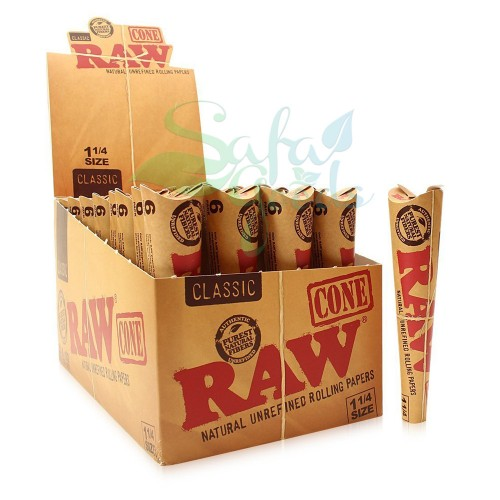 RAW - Classic Cones Display Box