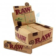 RAW - Classic Connoisseur Rolling Papers - King Size Slim
