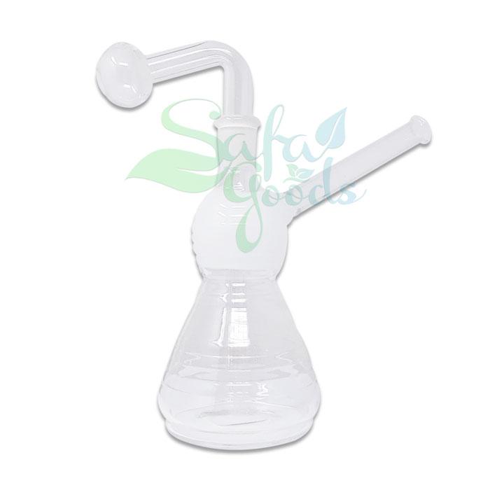 7 in. Oil Burner Water Pipe