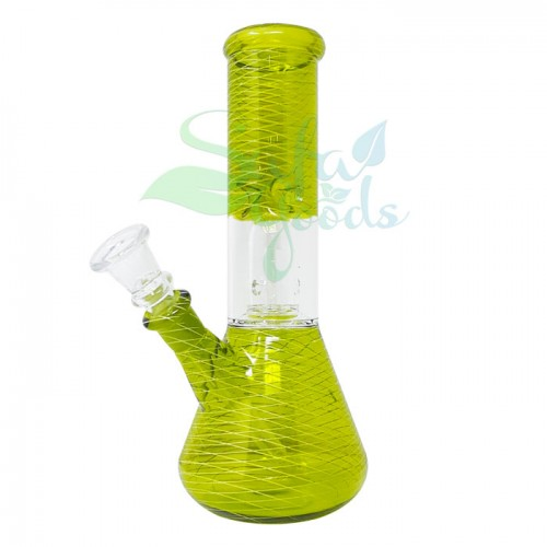 8 Inch Dome Perc Water Pipe
