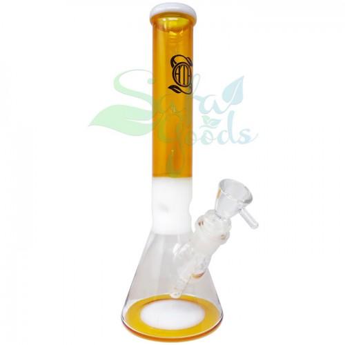 12 Oath Inch Heavy Duty Conical Glass Water Pipe