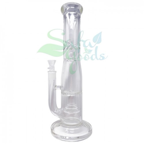 14.5 Inch Showerhead Percolator Water Pipe
