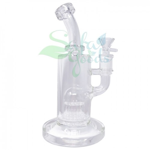 8.5 Inch Jellyfish Perc Water Pipe