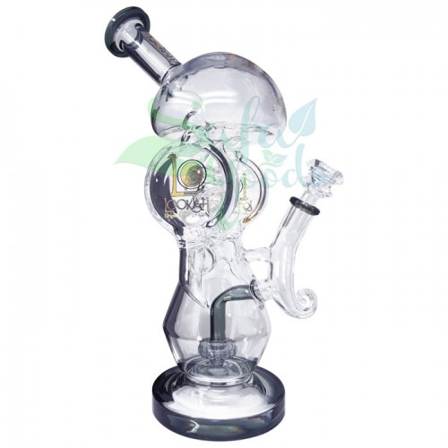 13 Inch Lookah Dome Style Ice Catcher Water Pipe