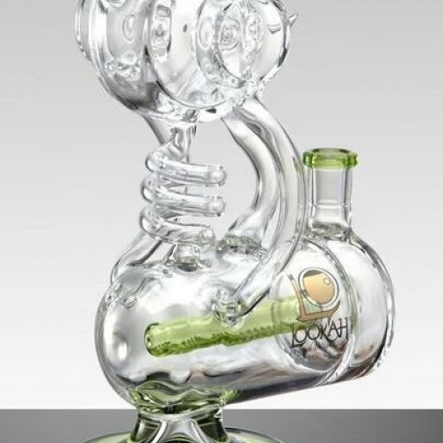 12 Inch Lookah Sunbird Water Pipe