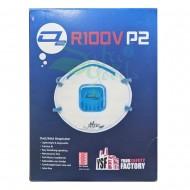 Face Masks - R100V P2 -10PC - Box