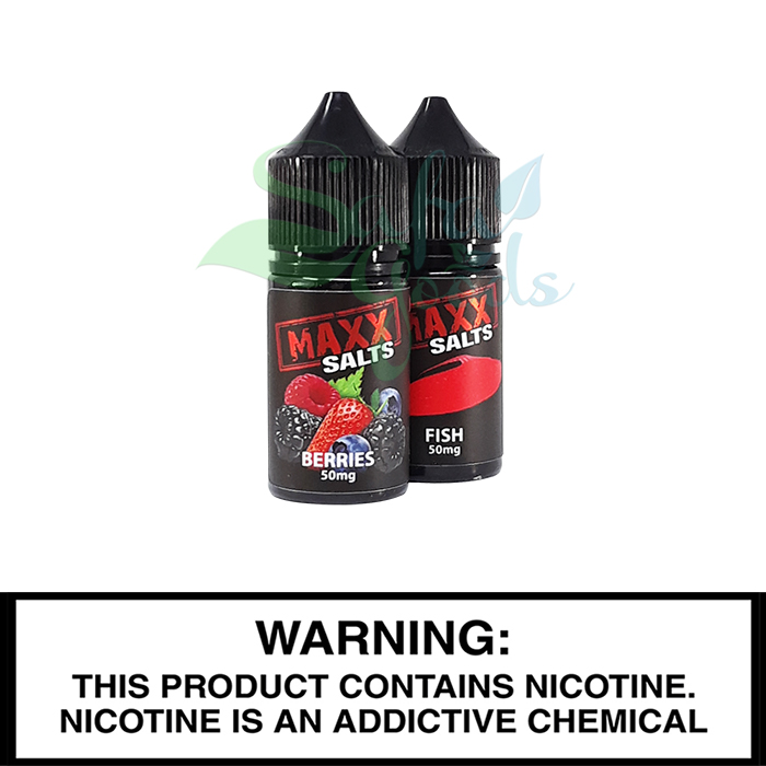 Maxx Vapor Salt Nicotine 30mL