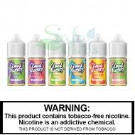 Cloud Nurdz Salts 30mL Salt Nic Bottles - Tobacco Free Nicotine