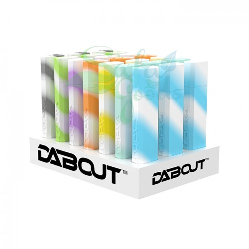 DABOUT Silicone/Glass Dab Kits 21ct