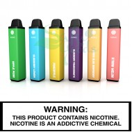 Prophet Premium Super Puff Disposable Vapes 10pc