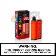 Fume Infinity Disposable Vape Devices 5PC Display Box