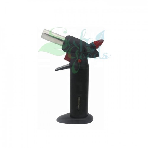 Gas Torches - Single Barrel [Black/Red/GF-878A]